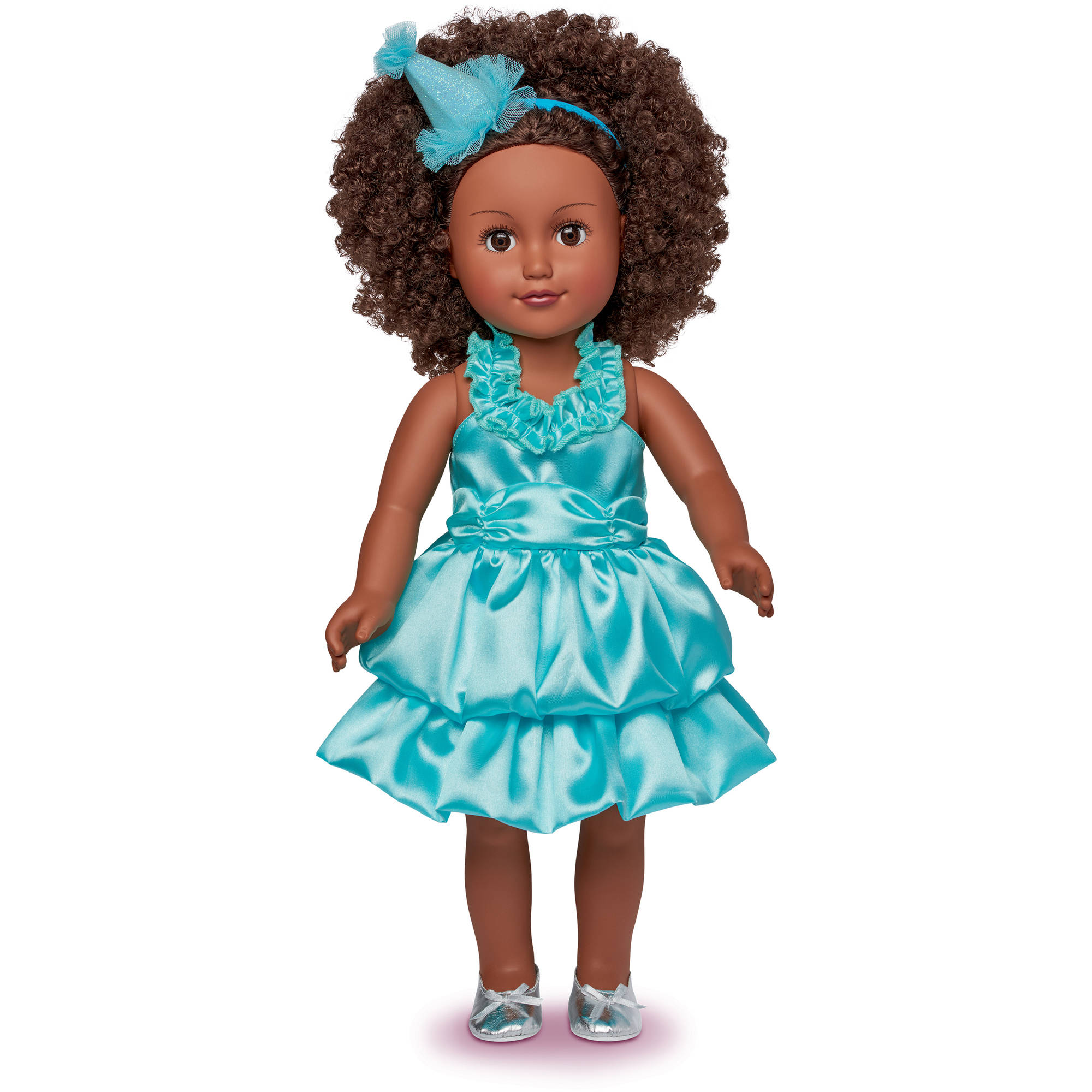 """My Life As 18"""" Party Planner Doll, African American by"""