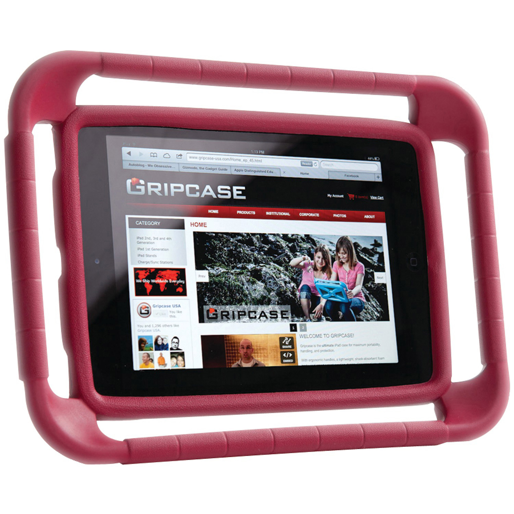 Gripcase Apple iPad mini Case