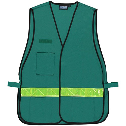ERB 61703 S179 Non ANSI Certified Safety Vest, Green by Erb safety