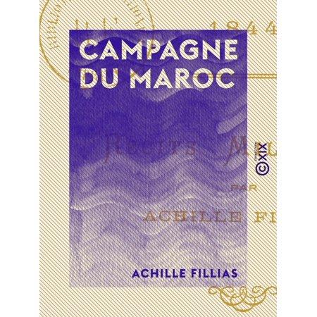 Campagne du Maroc - Tanger, Isly, Mogador (1844) - (Tanger Malls)
