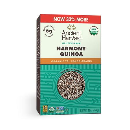 Ancient Harvest Harmony Quinoa, 16oz, Organic, Gluten-Free
