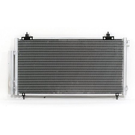 A-C Condenser - Pacific Best Inc For/Fit 3280 00-05 Toyota Celica WITH Receiver & Dryer (All