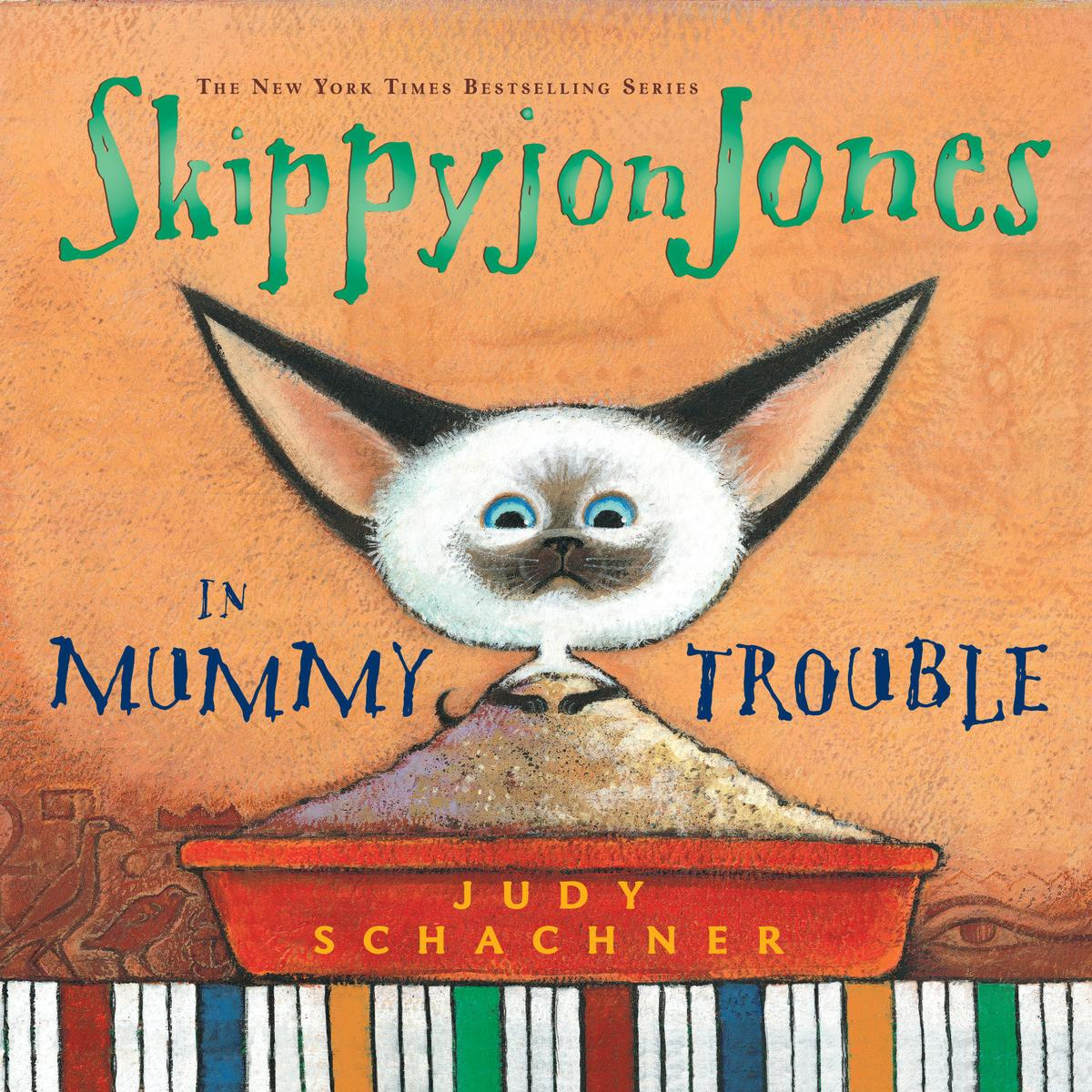 Skippyjon Jones in Mummy Trouble - Audiobook