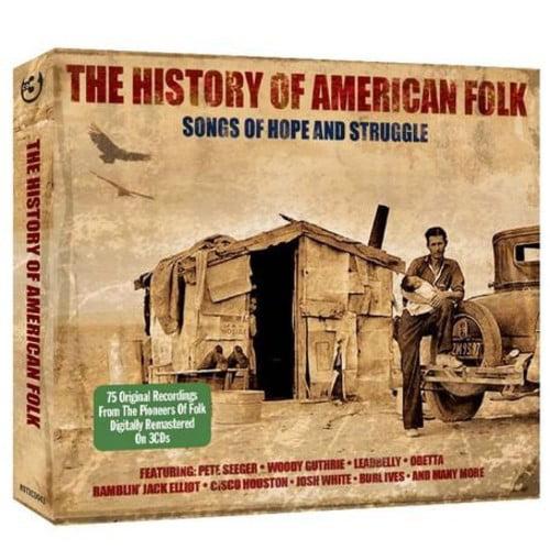 History of American Folk / Various