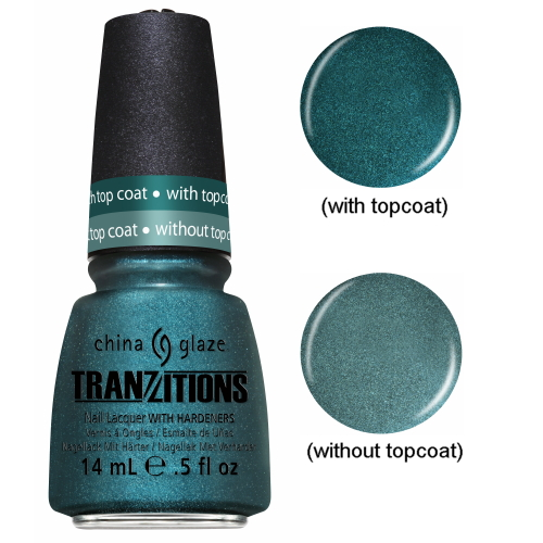 CHINA GLAZE Nail Lacquer - Tranzitions - Altered Reality