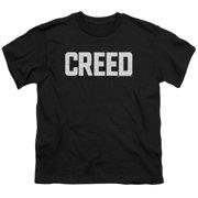 Creed Cracked Logo Big Boys Shirt