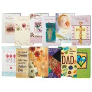 WalterDrake   Mother's and Father's Day Cards Value Pack of 12