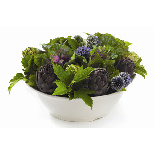 Tablecraft Frostone Salad Bowl