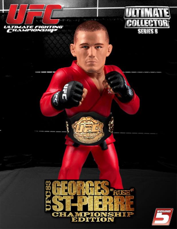 With Maximus UFC World of MMA Champions Series 3 Andrei Arlovski Action Figure