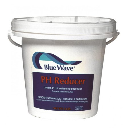 Bluewave Products Inet Chemicals Balancers Ny509 Ph Reducer 15 Lbs