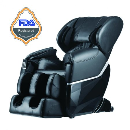 Full Body Massage Chair (BestMassage Electric Full Body Massage Chair Recliner Zero Gravity w/Heat)