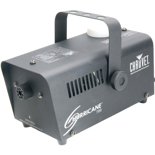 Chauvet DJ Hurricane 700 Fog Machine with Remote Fog & Smoke