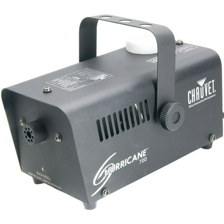 Chauvet DJ Hurricane Pro Fog Smoke Machine with Fog Fluid and Remote | H700 - Party Fog Machine