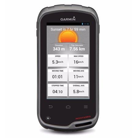 Garmin Monterra 010 01065 03 Touchscreen Display Wi Fi Enabled Gps Navigator New