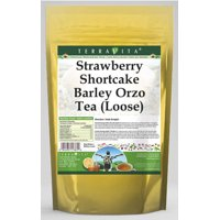 Strawberry Shortcake Barley Orzo Tea (Loose) (4 oz, ZIN: 558140)