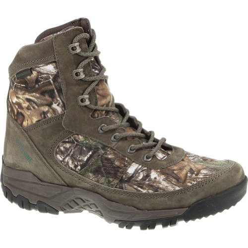 "Men's Wolverine Bobwhite Waterproof 7"" Hunting Boot (12 EW in RealTree Xtra)"