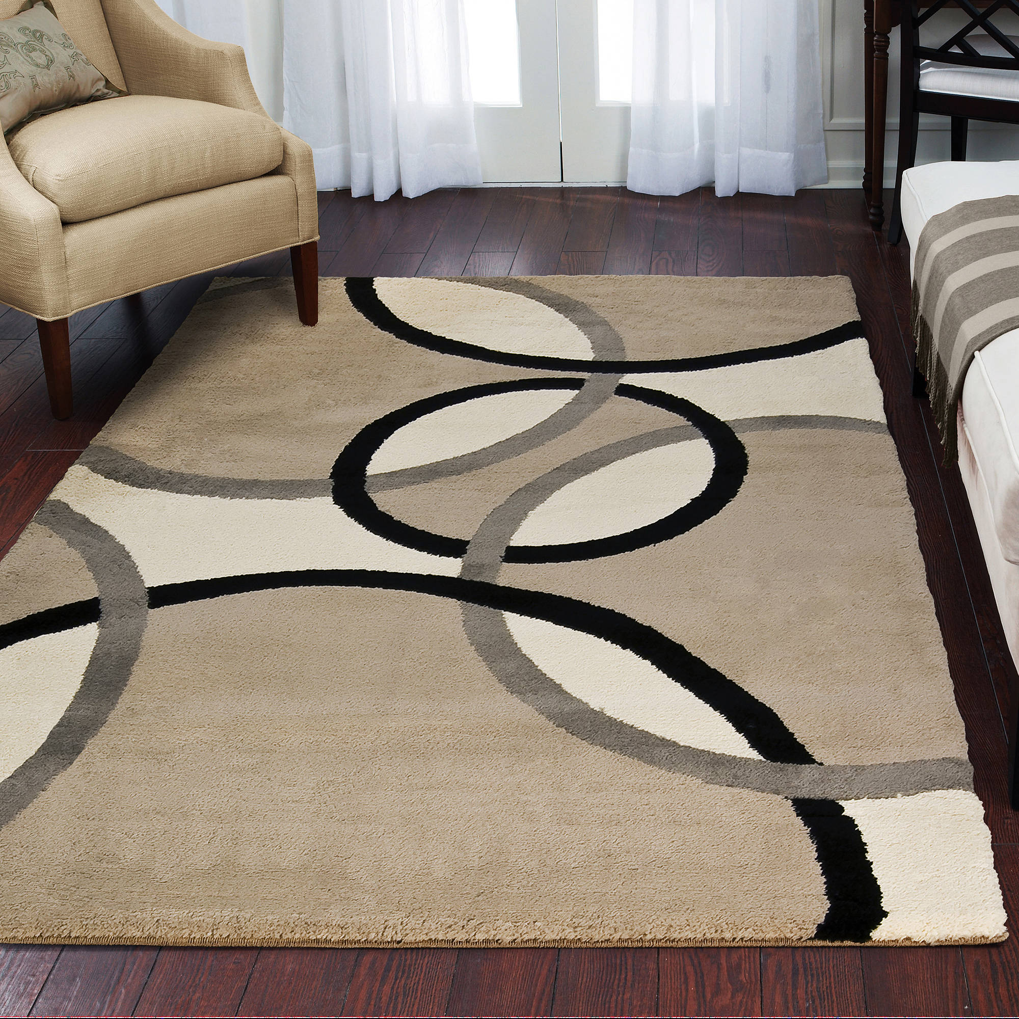 Accent Rugs Walmartcom - New patterned rugs designs