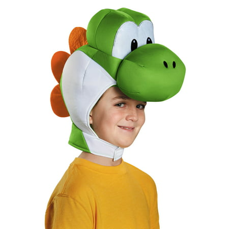 Yoshi Child Headpiece - Snake Headpiece