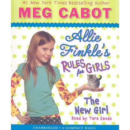 Allie Finkle's Rules for Girls: Allie Finkle's Rules for Girls Book 2: The New Girl - Audio (Giro Audio)