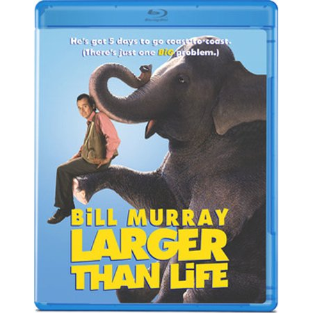 Larger Than Life (Blu-ray)