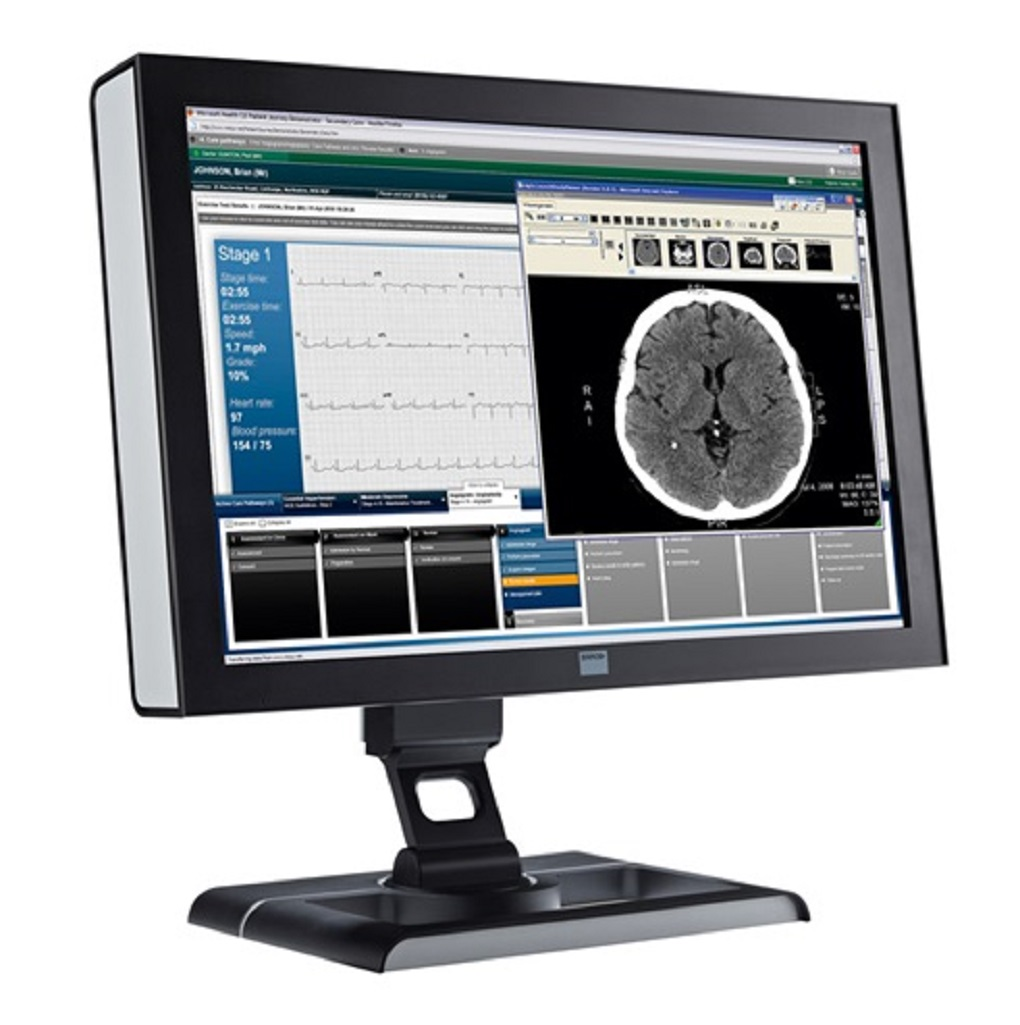 Barco  24 Inch MDRC2124 LCD Clinical Review Display - Monitor Only
