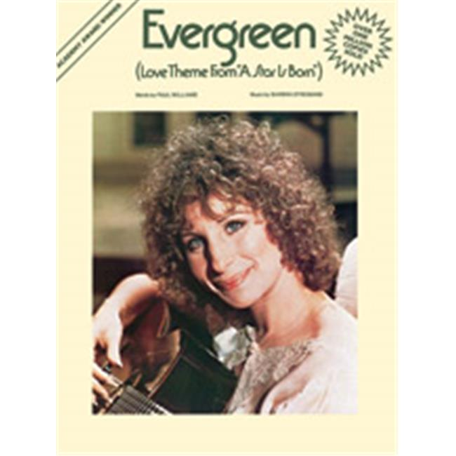 Alfred 00-Vs0766 Evergreen-Pvc Streisand Book by