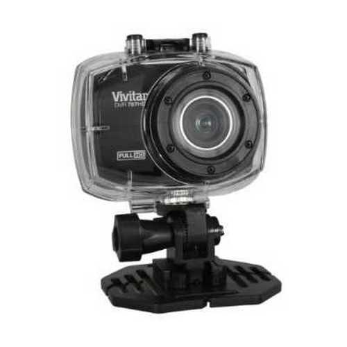 Best Car Camcorders - Black DVR 787HD 12.1MP Action Full HD Camcorder Review