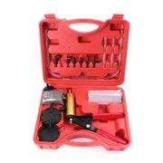 GZYF Car Handheld Vacuum Pressure Pump Tester for Automotive W/ Brake Fluid Bleeder Bleeding Test Kit