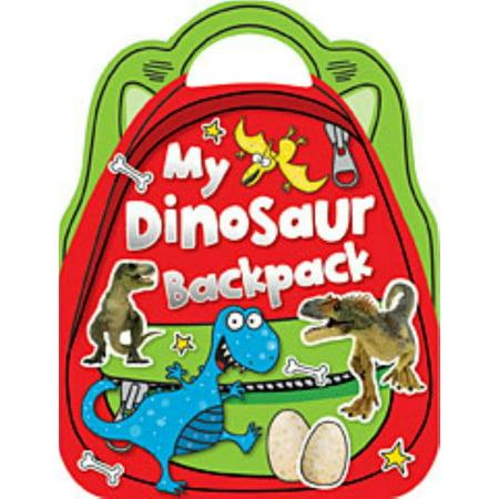 My Dinosaur Backpack](Dinosaur Snack Ideas)