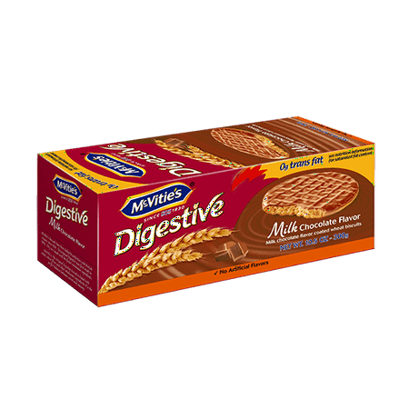 Digestives Milk Chocolate (McVities) 300g