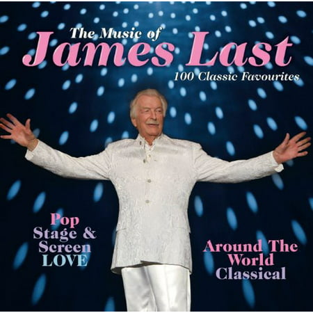 Music of James Last: 100 Popular Classics (CD) - Other Popular Music