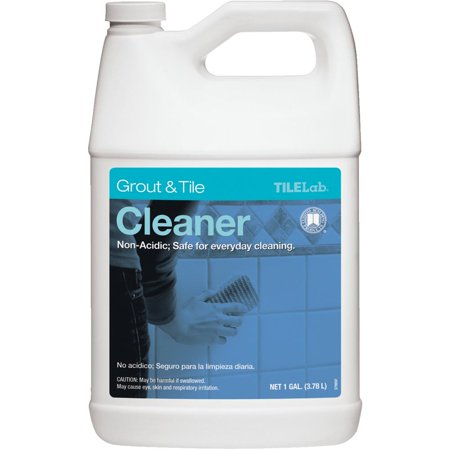Custom Building Products Gallon Grout & Tile Cleaner (Best Grout For Bathroom Floor)