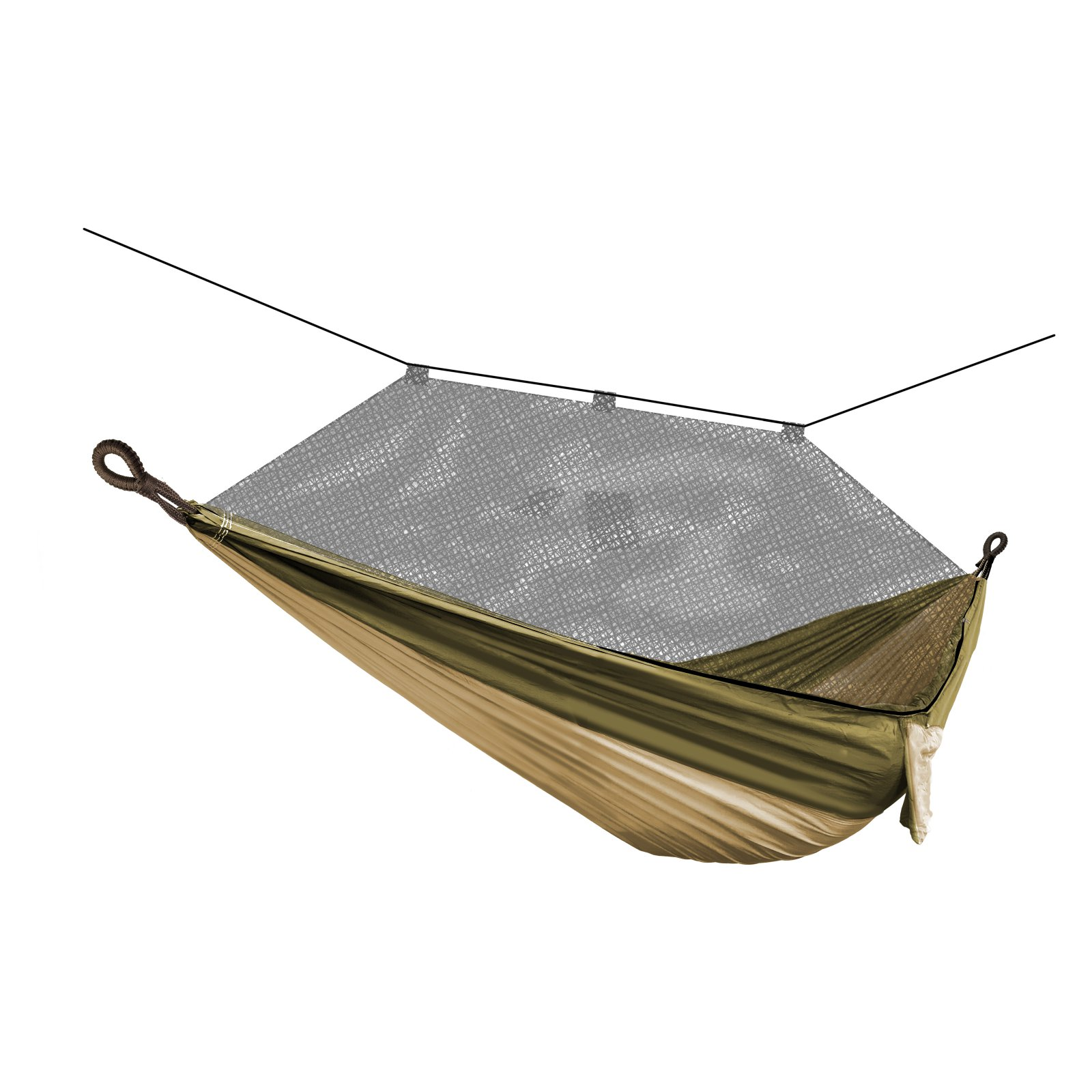 Bliss Hammocks Hammock in a Pocket with Mosquito Net