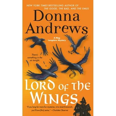 Lord of the Wings : A Meg Langslow Mystery - Spooky Scavenger Hunt Halloween