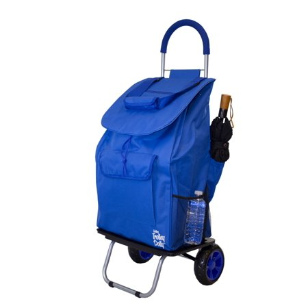Bigger Trolley Dolly, Blue
