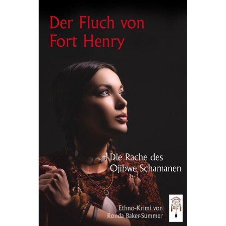 Der Fluch von Fort Henry - eBook - Fort Henry Halloween