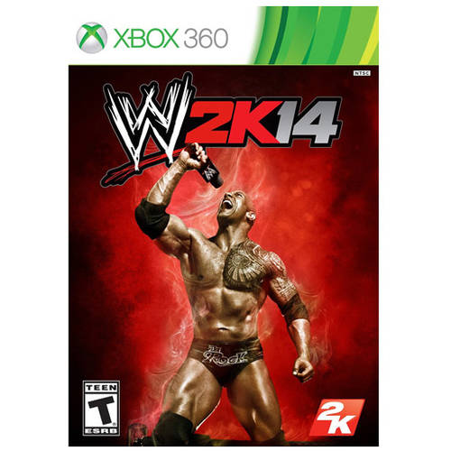 WWE 2K14 (Xbox 360) - Pre-Owned