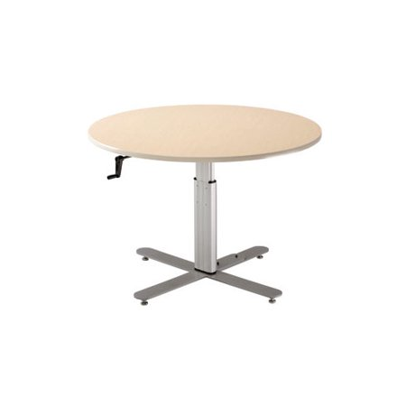 Populas Furniture W Progression Height Adjustable Training - Adjustable training table