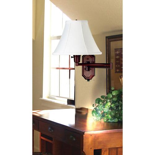 Kenroy Home Nathaniel Wall Swing Arm, Bronze