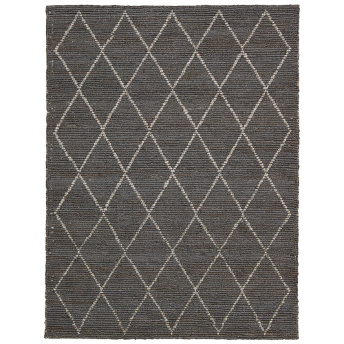 Joseph Abboud Rug Collection Organic Tudor Handmade Slate Area Rug