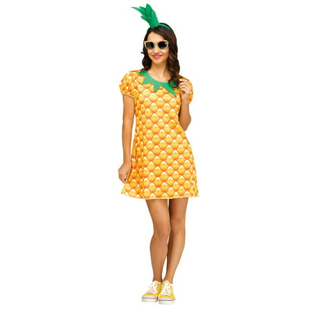 Women's Pineapple Cutie Costume](Pineapple Baby Costume)