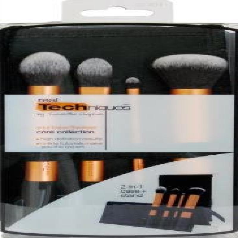 Real Techniques Your Base/Flawless Core Collection Makeup Brush Set by Real Techniques