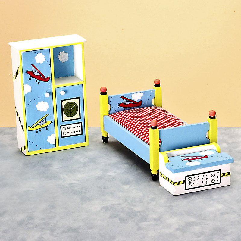 Flyer Bedroom Set