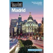 Time Out Madrid - eBook
