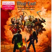 Meat Loaf - Braver Than We Are - Exclusive Red Vinyl - LP Record