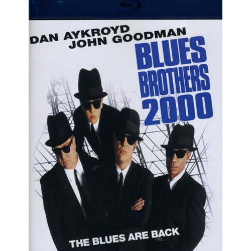 Blues Brothers 2000 (Blu-ray) (Widescreen)