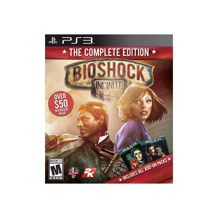 Bioshock Infinite: The Complete Edition, Take 2, PlayStation 3,