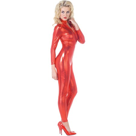 Stretch Red Adult Halloween - Red Alcoholic Punch Halloween