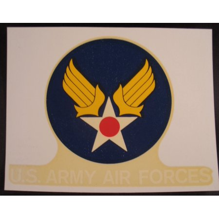 United States Army Air Forces Decal WWII Aviation  DEC-0101