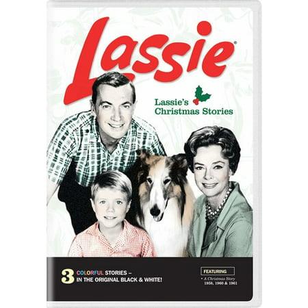 Lassie's Christmas Stories (DVD) ()